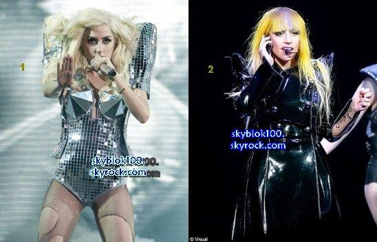 Lady Gaga tu la préfére ou ?