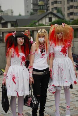 Via Japan : Côté mode, les bombes atomiques viennent du Japon