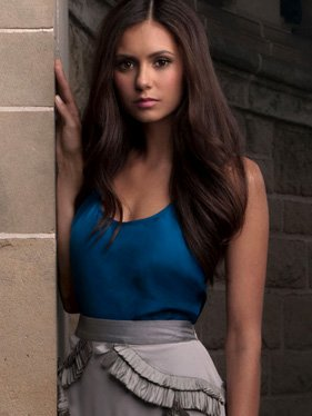 Interviewde Nina Dobrev n°1 ( Séries City d'avril-mai 2011 )