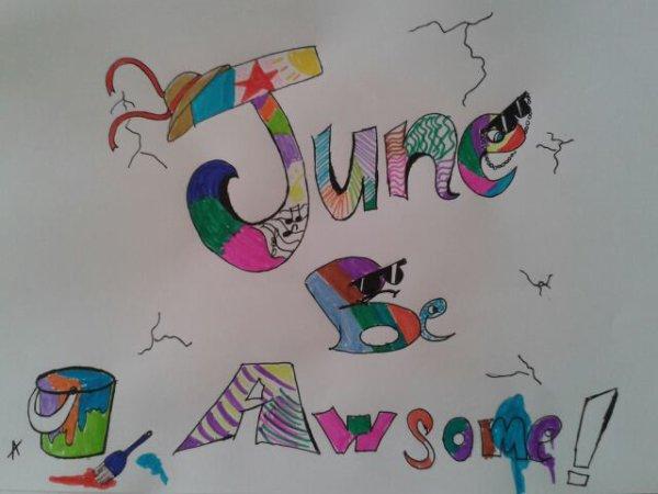June please be awsome
