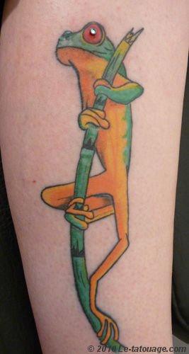 piercings sur tatouages