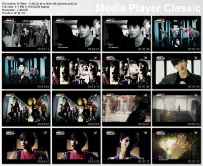 SHNee A.Mi.Go (Areumdaun Minyeorueljoahamyeon Gosaenghanda) MV