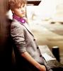 0n a tous une raison de vivre , bah moi la mienne c'est Justin Drew Bieber :$ ♥