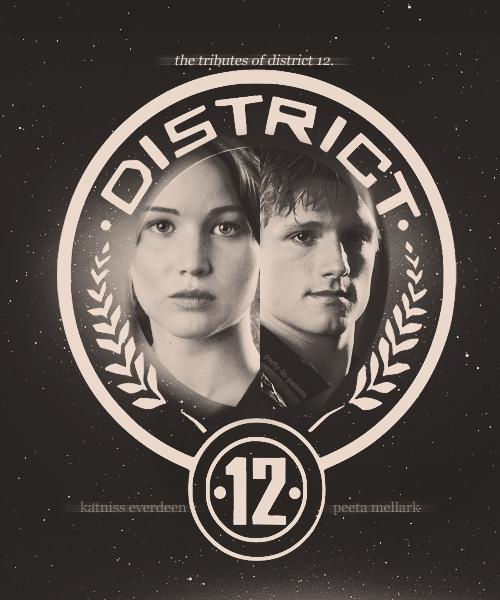 Hunger Games. ♥