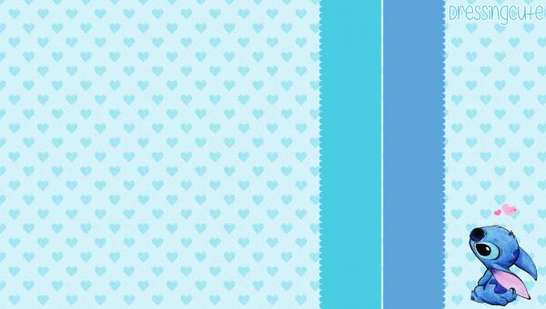 Habillage N°9 : Stitch