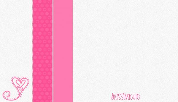 Habillage N°23 : St Valentin ♥