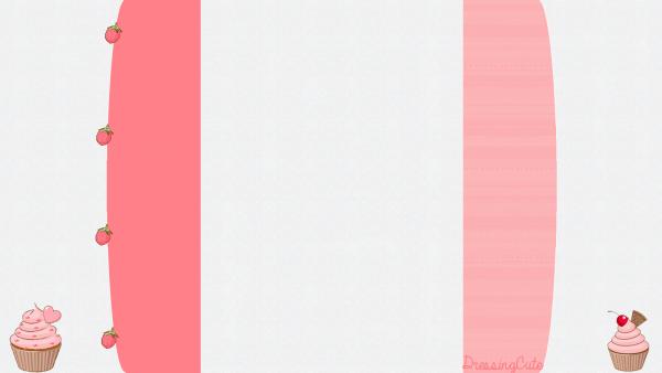 Habillage N°27 : StrawberryCupcakes