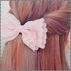 Habillage N°30 : Pink BowTie ♥
