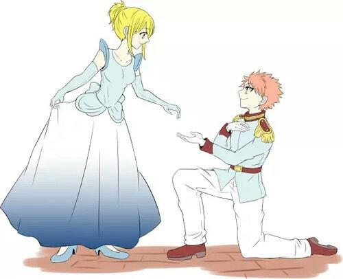 ✰ Princesse et prince. ❀