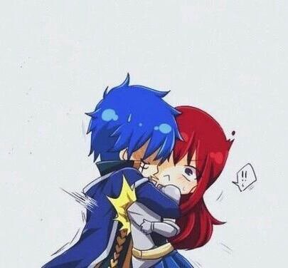 Jellal and Erza vs Natsu and Lucy