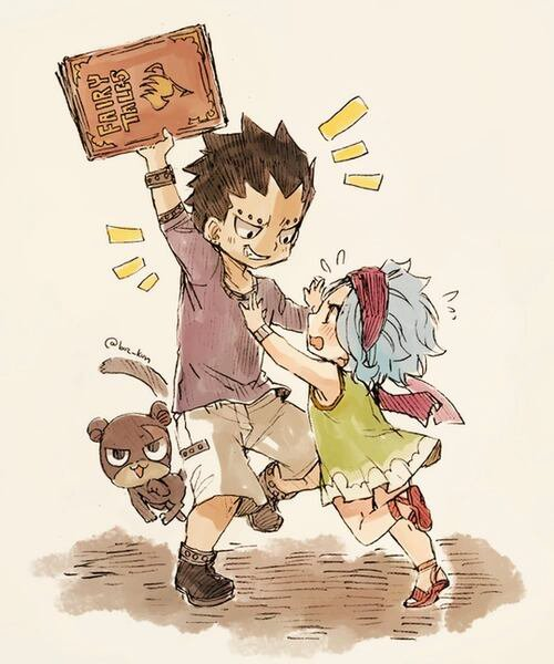 Gale et Nalu petit.