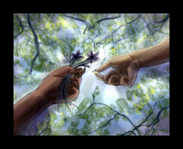 ❀ Forêt.