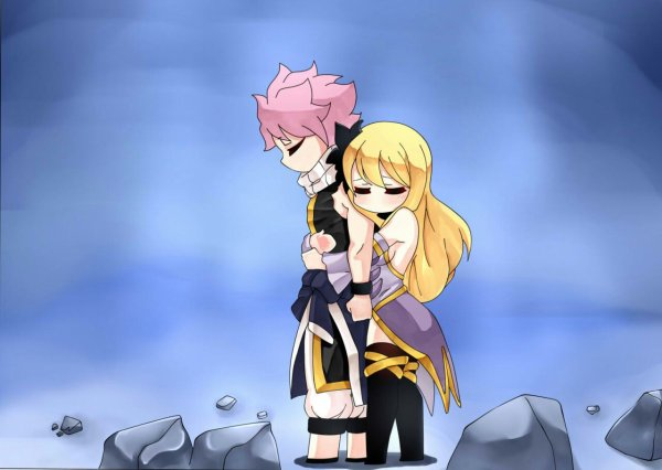 Moment fairy tail.