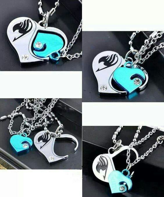 Collier fairy tail.