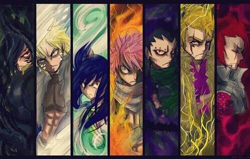 Les dragons slayers.