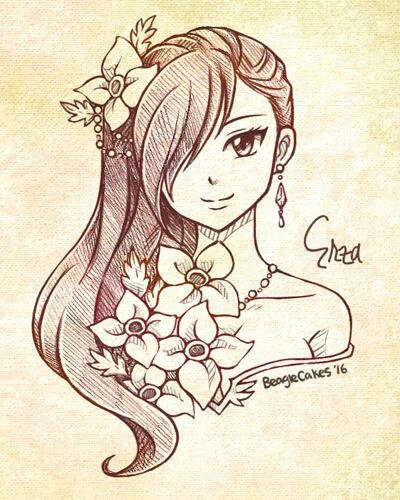Des jolies fleurs.
