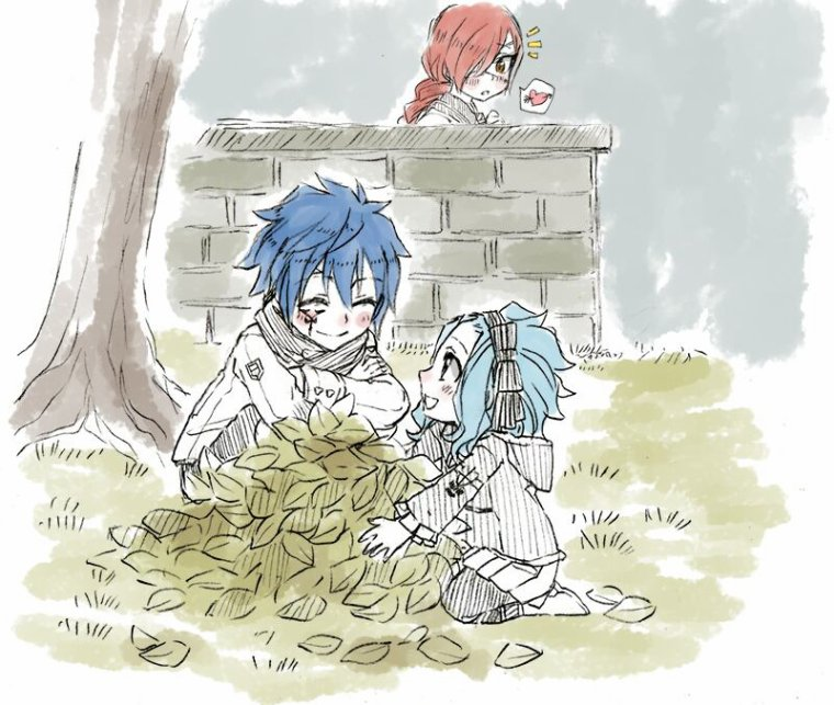 Erza Levy jellal