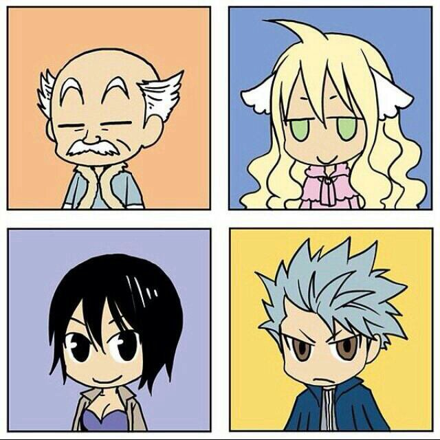 personnages.