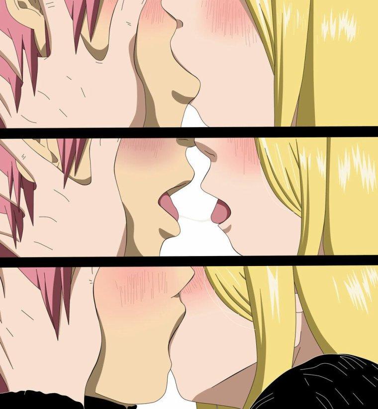 Magnifique baiser