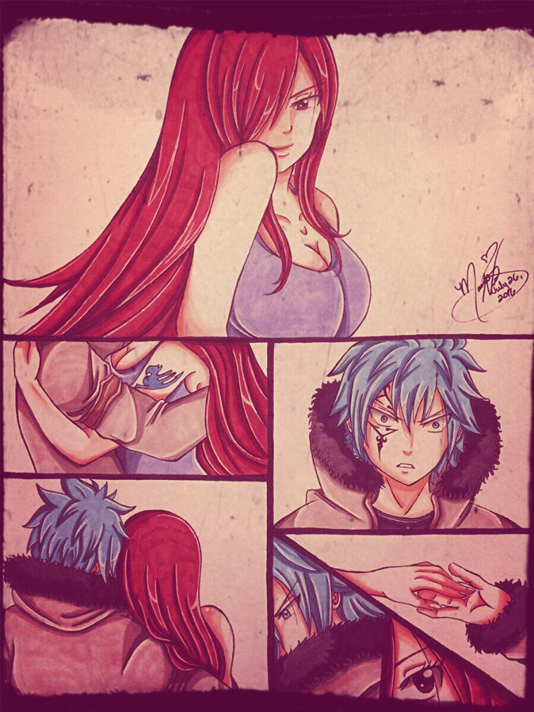 Les amoureux!