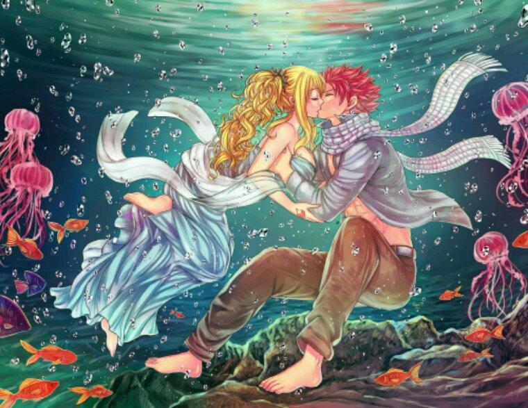 Sous l'océan!!