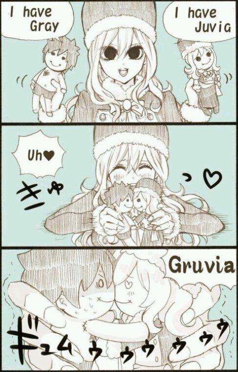 I have gray juvia!