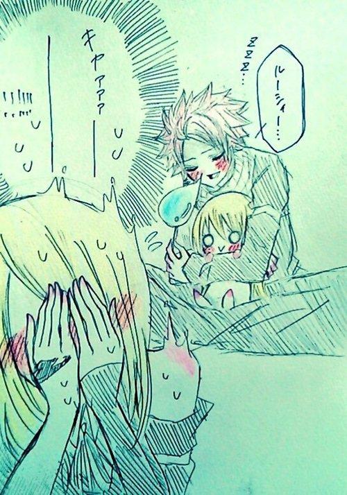 Dormir avec sa peluche!
