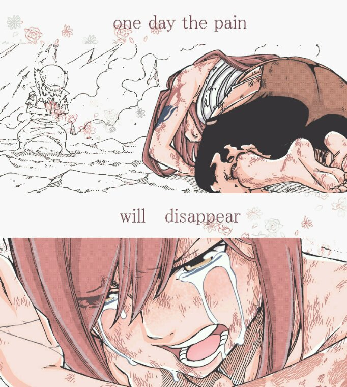 ♥One day the pain will disappear❤