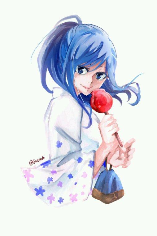 Pomme d'amour!