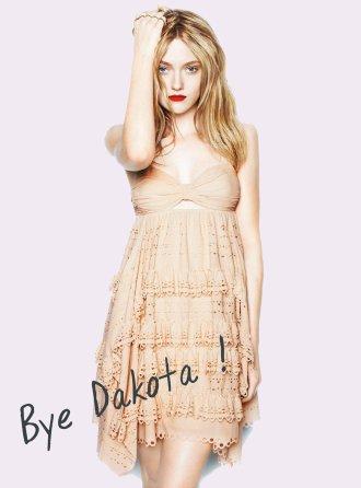 Bye Bye Dakota !