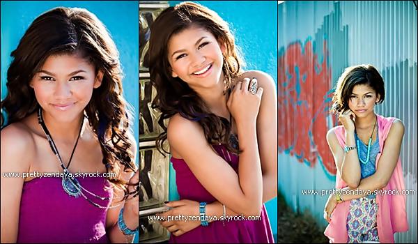 .  Découvrez un photoshoot de Zendaya pour « Dream Magazine » réaliser en 2011. .