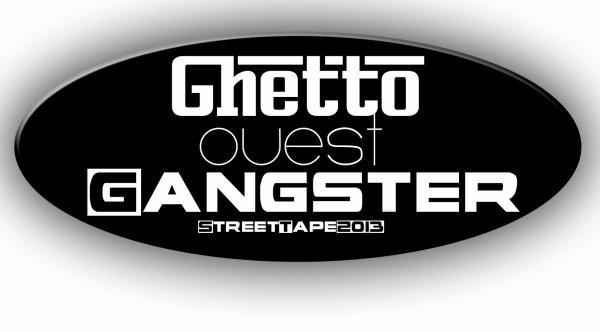 Ghetto Ouest Gangster vol.1 / Dirty Black_Le Duc (2013)