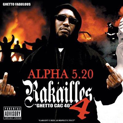 Mes Racine (Remix) - Alpha 5.20 feat Le Duc (2013)