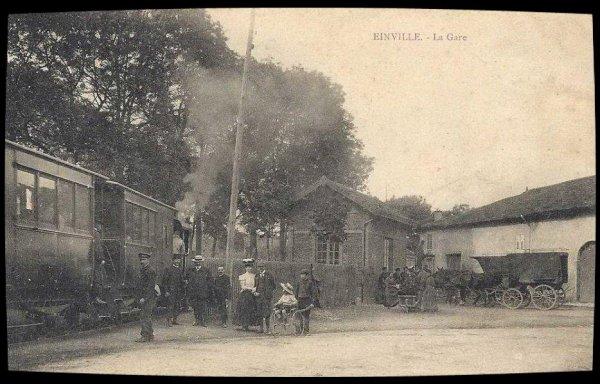 Ancienne Gare Einville