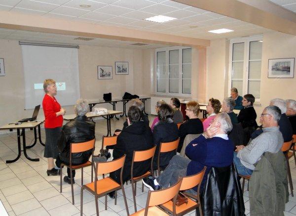 Conférence Faïencerie Lunéville-Saint-Clément