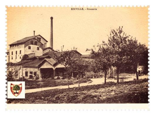 BRASSERIES D'EINVILLE CONFERENCE ET EXPOSITION