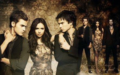 VampiresDiaries--Serie ?? Résumé .. !!