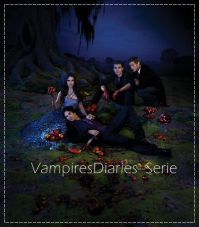 Vampire Diaries - Photos Promotionnels de la Saison 3