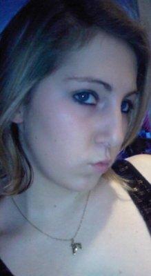 Ptite princesse au yeux bleuet