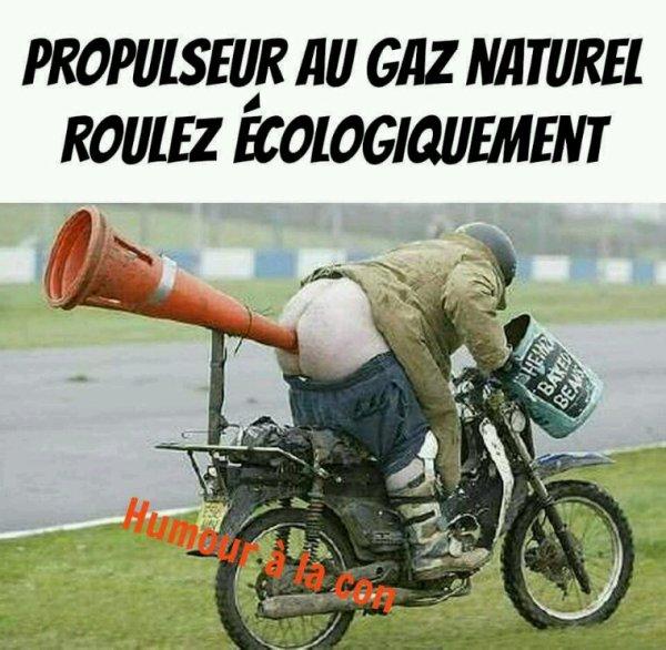 Moto écologique