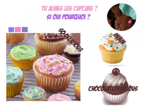 L'instant Cupcake <3
