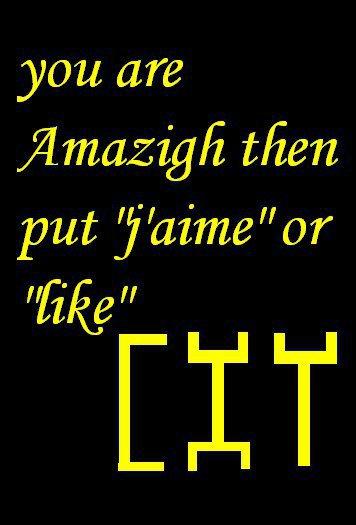 amazigh para siempre