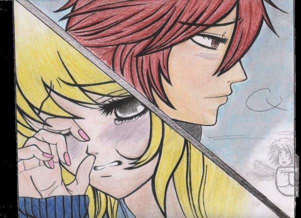 Triste Dessins Mangas Love10
