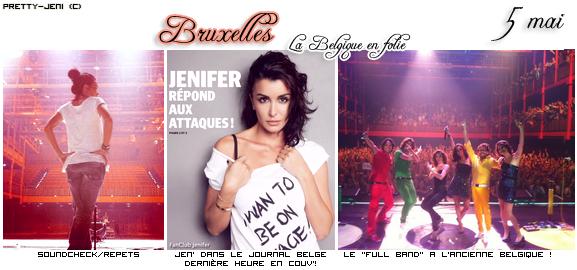 Promo du nouveau single + ☼ Concerts Belgique ☼