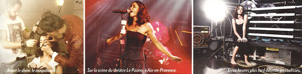 ~ Paris Match + ☼ Concert Tours ☼