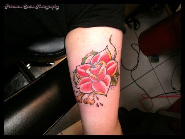 mes tattoo