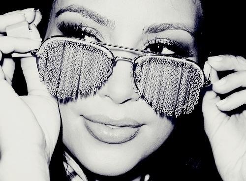 Kim kardashian. (♥)