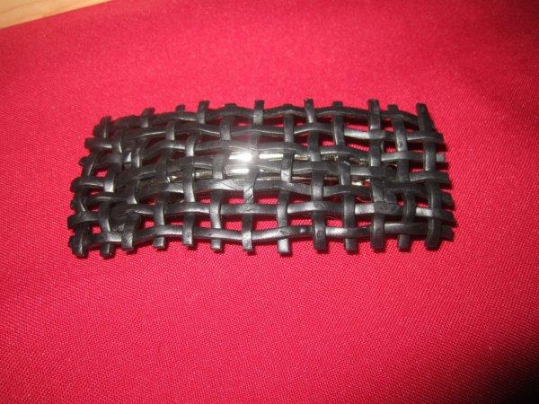 Barette cadriage noir