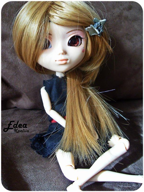 Juste elle : Edea