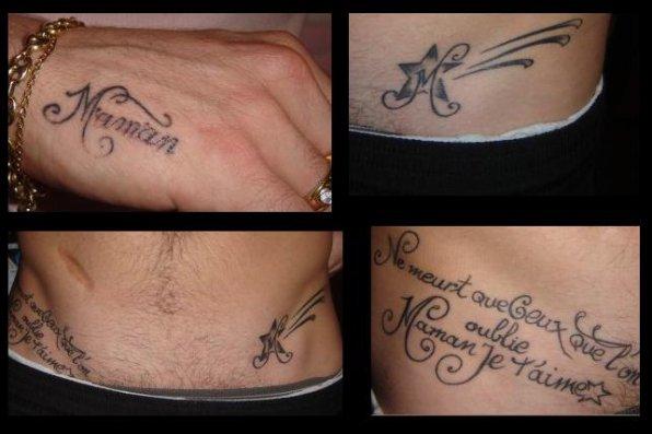 Beliebt Mes nouveaux tatoo pour ma Maman } « - Rцliо 13 єѕpaña LC69